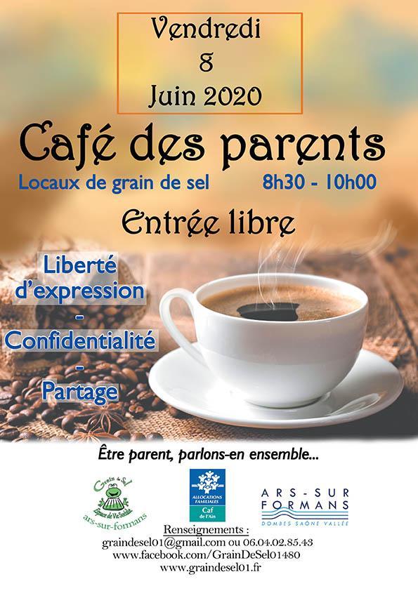 Cafe des parents juin 2020
