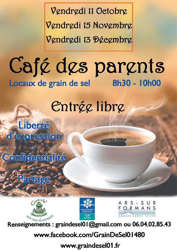 Cafe des parents site 1