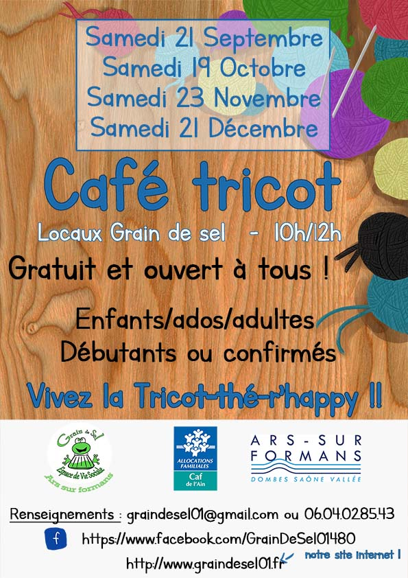 Cafe tricot site